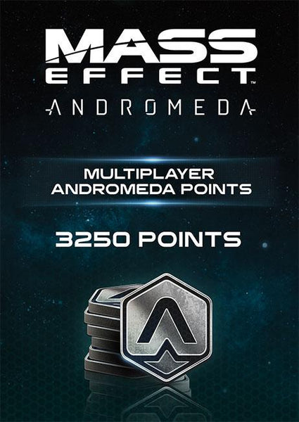 Mass Effect: Andromeda - Points Pack 4 (3250 PTS) - Oynasana