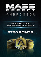 Mass Effect: Andromeda - Points Pack 5 (5750 PTS) - Oynasana
