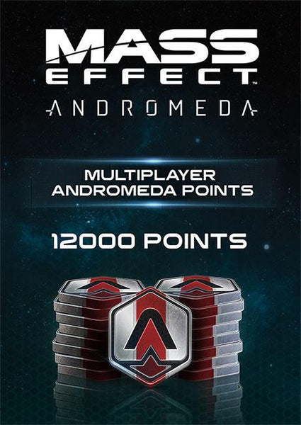 Mass Effect: Andromeda - Points Pack 6 (12000 PTS) - Oynasana