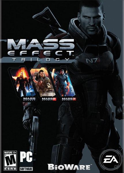 Mass Effect Trilogy - Oynasana