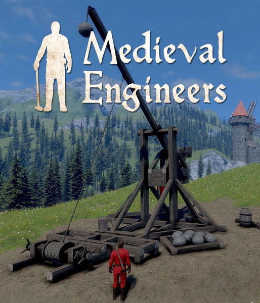 Medieval Engineers Deluxe Edtion - Oynasana