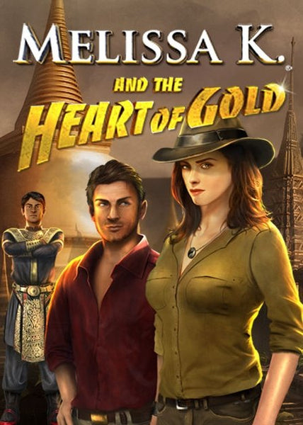 Melissa K. and the Heart of Gold Collector's Edition - Oynasana