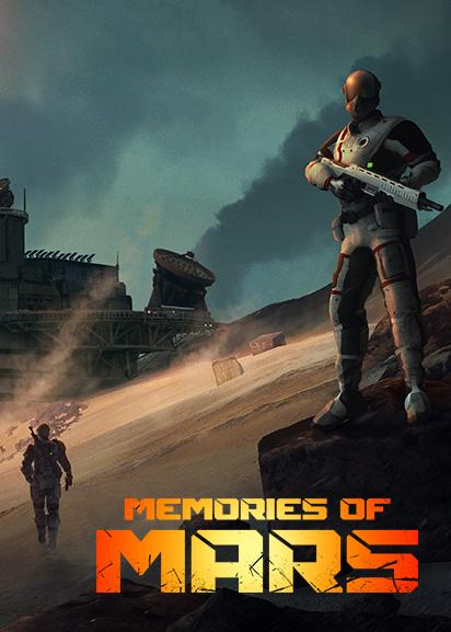 MEMORIES OF MARS - Early Access - Oynasana