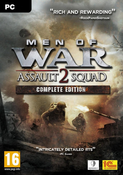 Men of War: Assault Squad 2 - Complete Edition - Oynasana