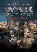 Men of War: Assault Squad - Skirmish Pack - Oynasana