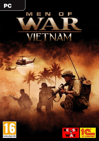 Men of War: Vietnam - Oynasana