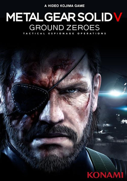 METAL Gear Solid V: Ground Zeroes - Oynasana