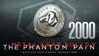 Metal Gear Solid V: The Phantom Pain - MB Coin 2000 - Oynasana