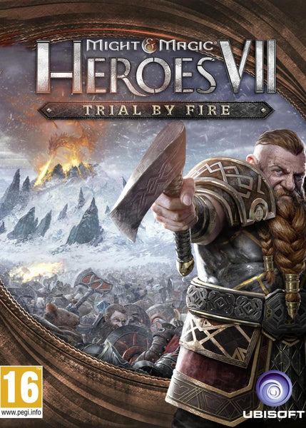 Might & Magic Heroes VII – Trial by Fire - Oynasana