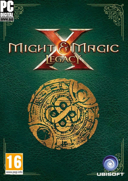 Might & Magic X Legacy Deluxe Edition - Oynasana
