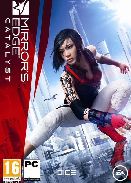 Mirror's Edge Catalyst - Oynasana