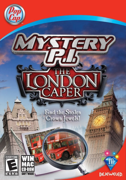 Mystery P.I.: The London Caper - Oynasana