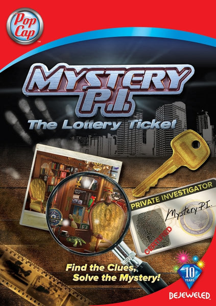 Mystery P.I.: The Lottery Ticket - Oynasana