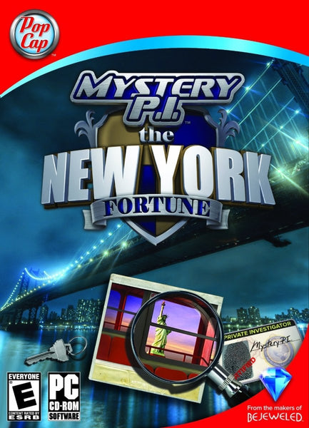 Mystery P.I.: The New York Fortune - Oynasana