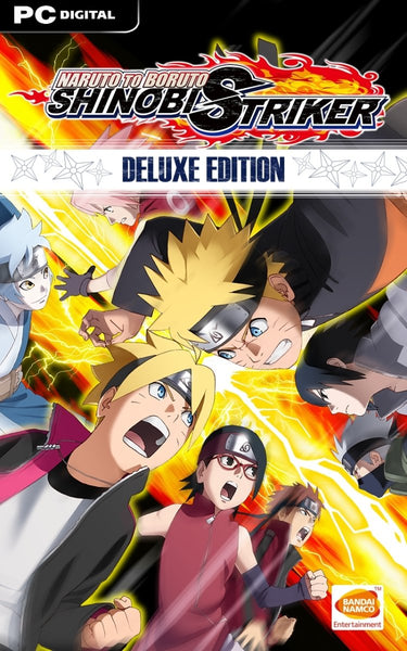 Naruto to Boruto: Shinobi Striker Deluxe Edition - Oynasana