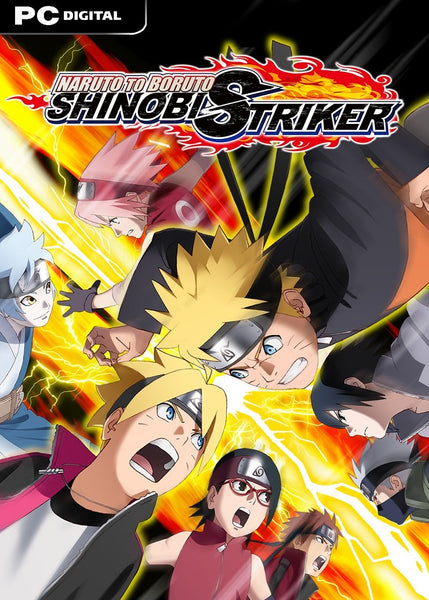 Naruto to Boruto: Shinobi Striker - Oynasana