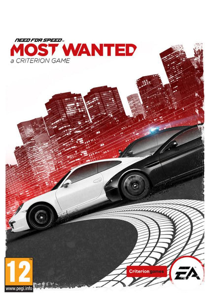 Need for Speed Most Wanted Complete DLC Bundle - Oynasana