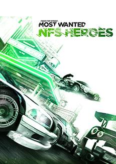 Need for Speed Most Wanted Nfs Heroes Pack - Oynasana
