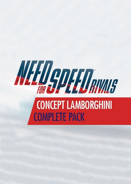 Need For Speed Rivals Concept Lamborghini Complete Pack - Oynasana