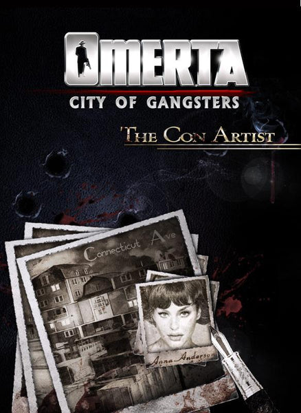 Omerta - City of Gangsters: The Con Artist - Oynasana