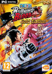 One Piece Burning Blood - Gold Edition - Oynasana