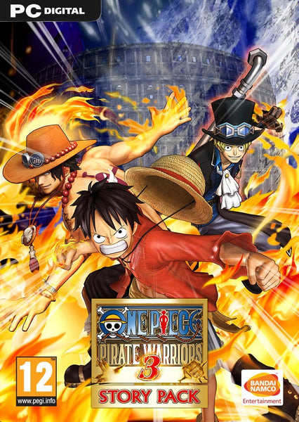 One Piece Pirate Warriors 3 Story Pack - Oynasana