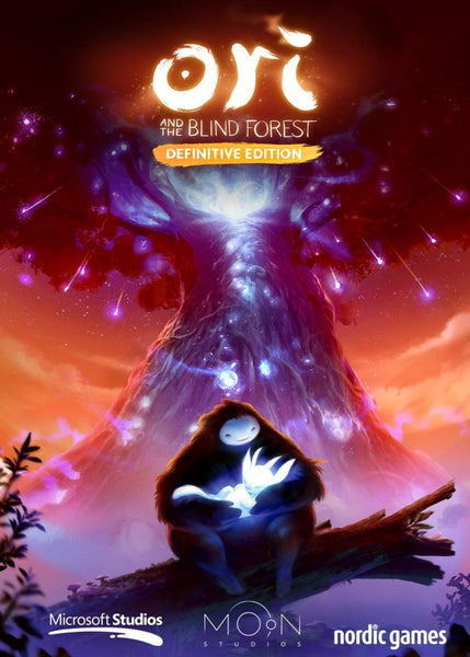 Ori and the Blind Forest Definitive Edition - Oynasana