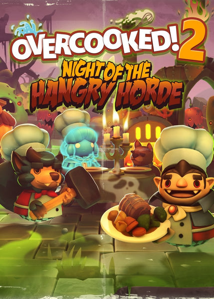 Overcooked! 2: Night of the Hangry Horde - Oynasana