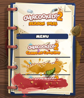 Overcooked! 2 - Season Pass - Oynasana