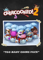 Overcooked! 2 - Too Many Cooks Pack - Oynasana