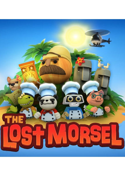 Overcooked - The Lost Morsel - Oynasana