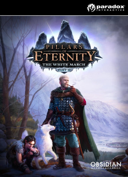 Pillars of Eternity - The White March: Part II - Oynasana