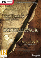 Port Royale 3 Gold + Patrician IV Gold - Double Pack - Oynasana