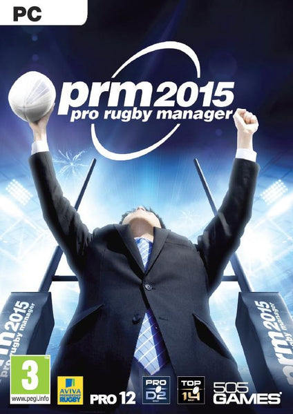 Pro Rugby Manager 2015 - Oynasana