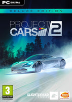 Project Cars 2 - Deluxe Edition - Oynasana