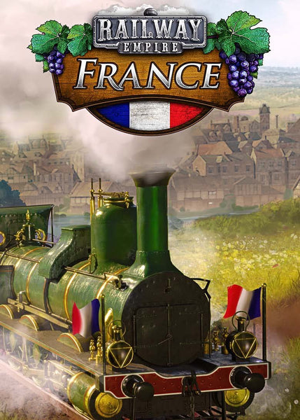 Railway Empire: France - Oynasana