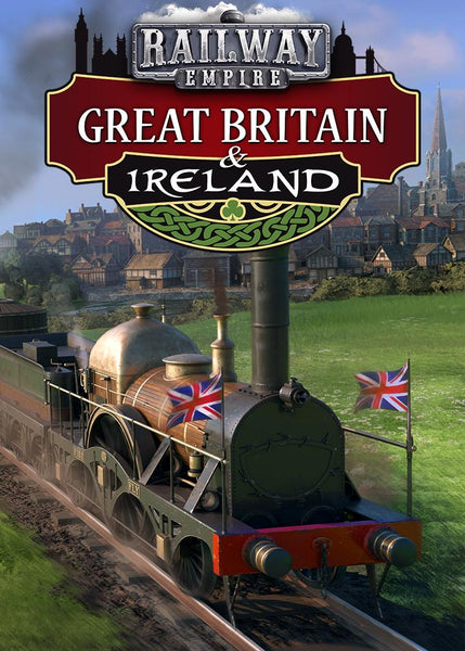 Railway Empire: Great Britain & Ireland - Oynasana