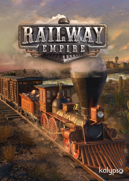 Railway Empire - Oynasana