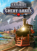 Railway Empire: The Great Lakes - Oynasana
