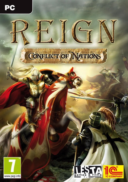 Reign Conflict of Nations - Oynasana