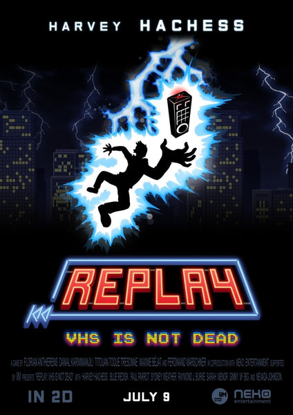 Replay - VHS is not dead - Oynasana