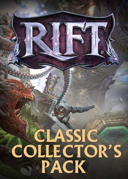 RIFT: Classic Collector's Pack - Oynasana