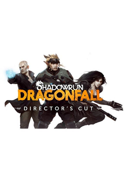 Shadowrun: Dragonfall - Director's Cut - Oynasana