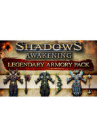 Shadows: Awakening - Legendary Armour Pack - Oynasana
