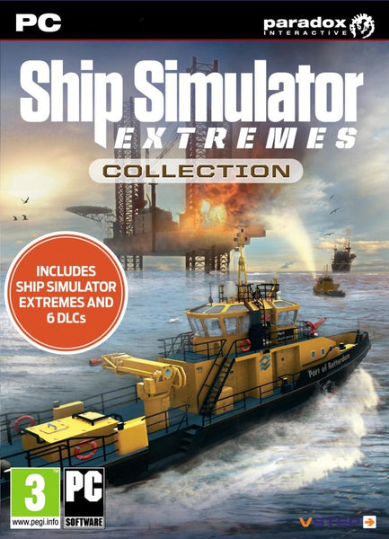 Ship Simulator Extremes Collection - Oynasana