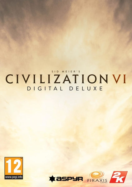 Sid Meier's Civilization VI Digital Deluxe Edition (MAC) - Oynasana