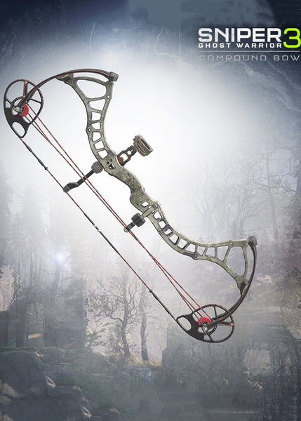 Sniper Ghost Warrior 3 - Compound Bow - Oynasana