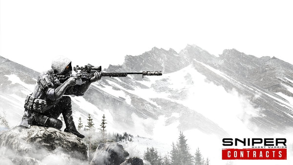 Sniper Ghost Warrior Contracts - Oynasana