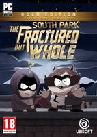 South Park: The Fractured but Whole Gold Edition - Oynasana
