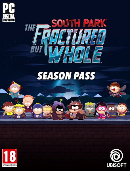 South Park: The Fractured but Whole Season Pass - Oynasana